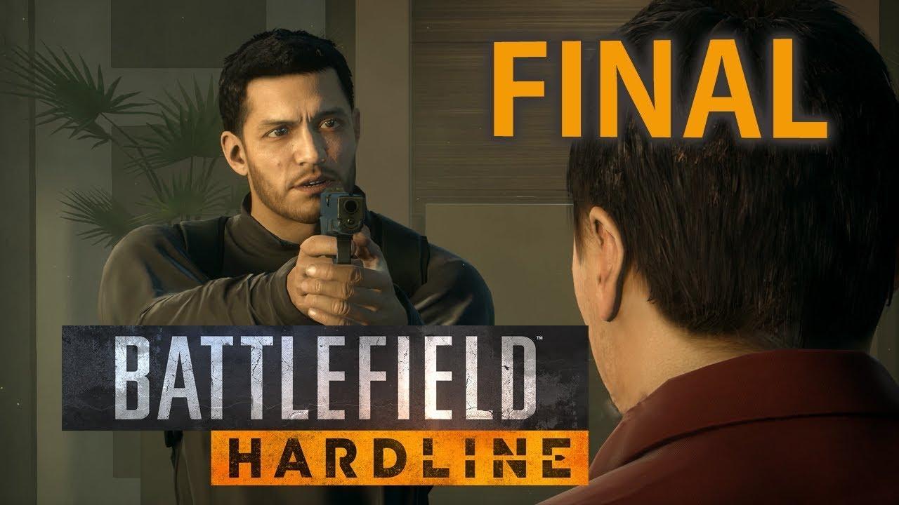 بتلفیلد هاردلاین مرحله 17(آخر)-Battlefield Hardline-PC