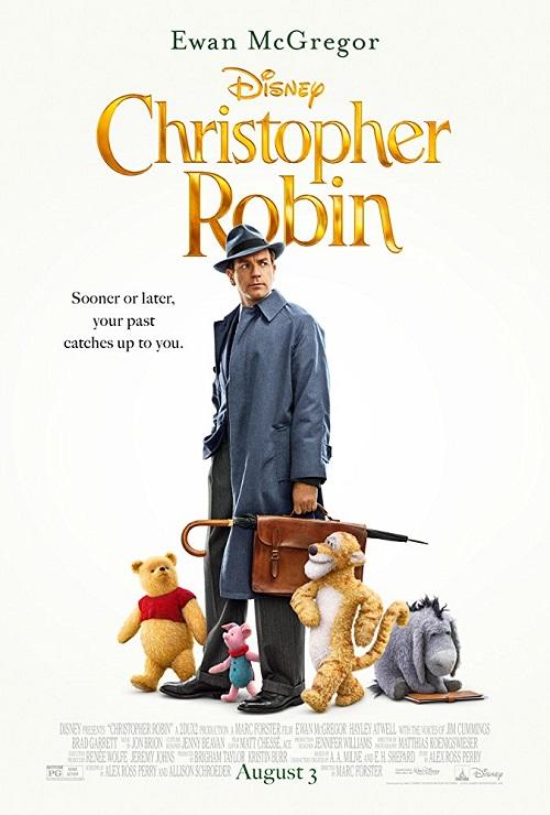 دانلود فیلم کریستوفر رابین با دوبله فارسی Christopher Robin 2018