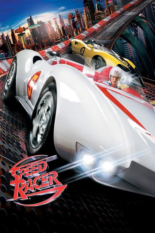دانلود فیلم مسابقه ی سرعت Speed Racer