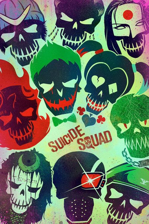 دانلود فیلم جوخه انتحار Suicide Squad 2016