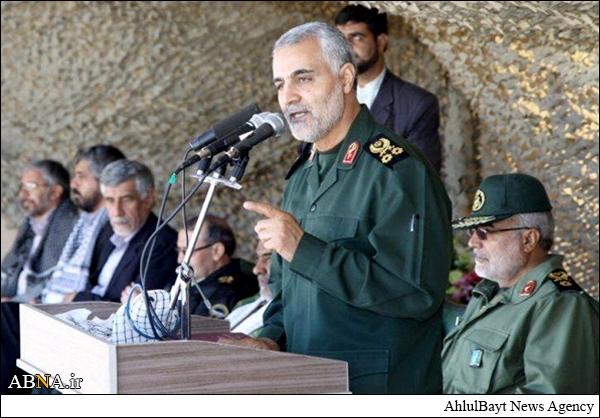 متن پاسخ قاطعانه سردار سلیمانی به رئیس جمهور آمریکا