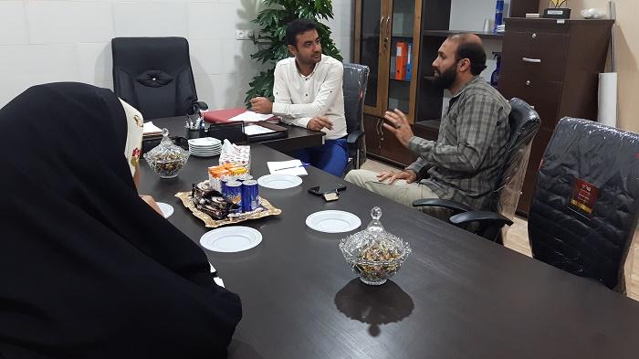 پارمان در دیدار با رئیس شورای شهر بوشکان: استان بوشهر یک استان محروم نیست بلکه یک استان مظلوم است