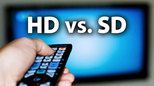 نکاتی در مورد تفاوت HD و SD در کیفیت نمایش تصاویر
