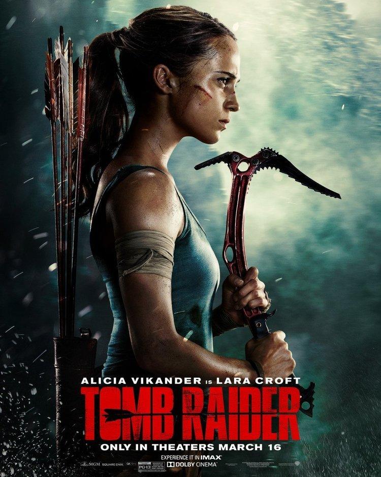 فیلم Tomb Raider 2018 دوبله فارسی