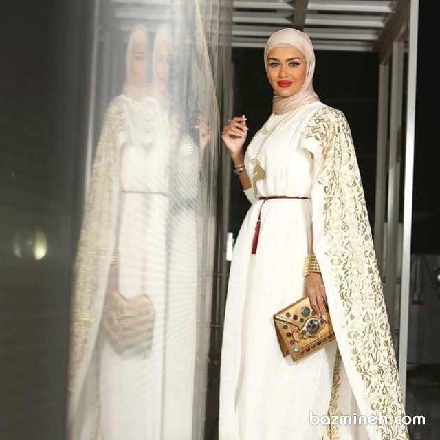 مدل مانتو مراسم عقد و عروسی