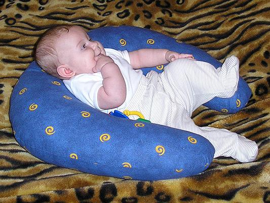آموزش دوخت بالش شیردهی و حاملگی