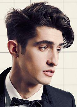 مدل مو مردانه کوتاه فشن و جذاب | مدل مو پسرانه فشن کوتاه