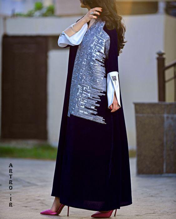 مدل عبا زنانه2019