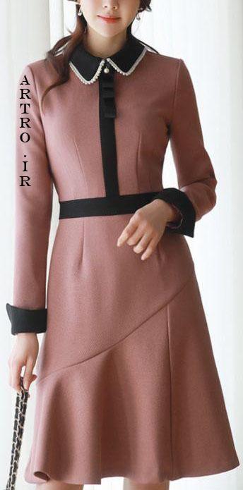 جدیدترین مدل مانتو دخترانه کره ای2019