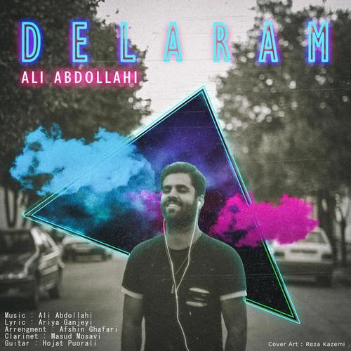 دانلود آهنگ دلارام از علی عبداللهی