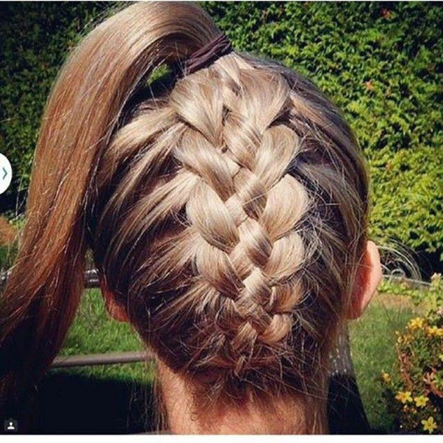 آموزش بافت مو دخترانه,