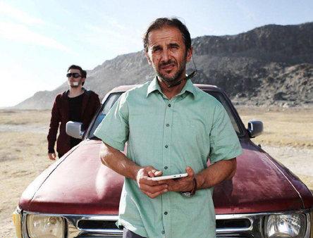 تصاوبر  فیلم ایرانی شعله ور