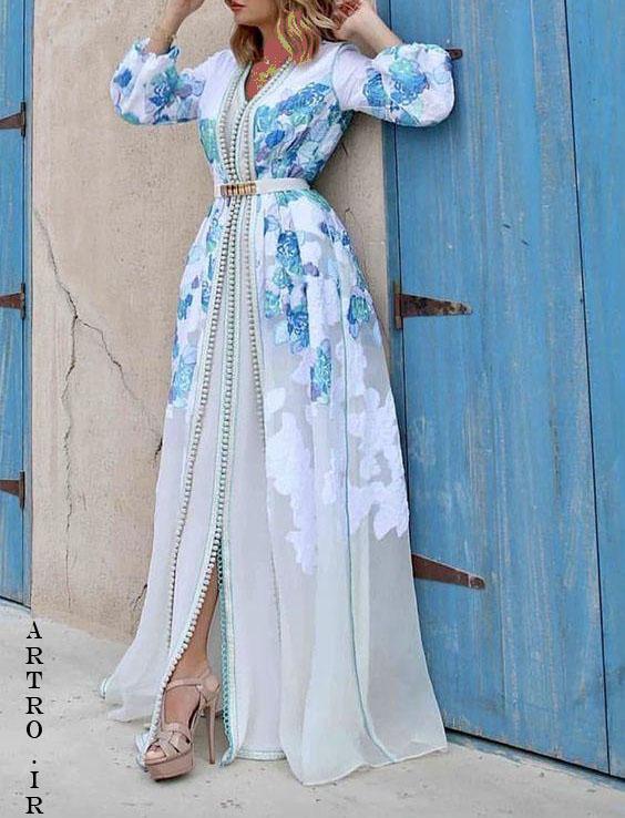 مدل لباس مجلسی مراکش