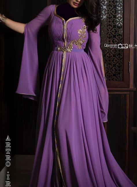 مدل لباس مجلسی و عروس مراکش2019