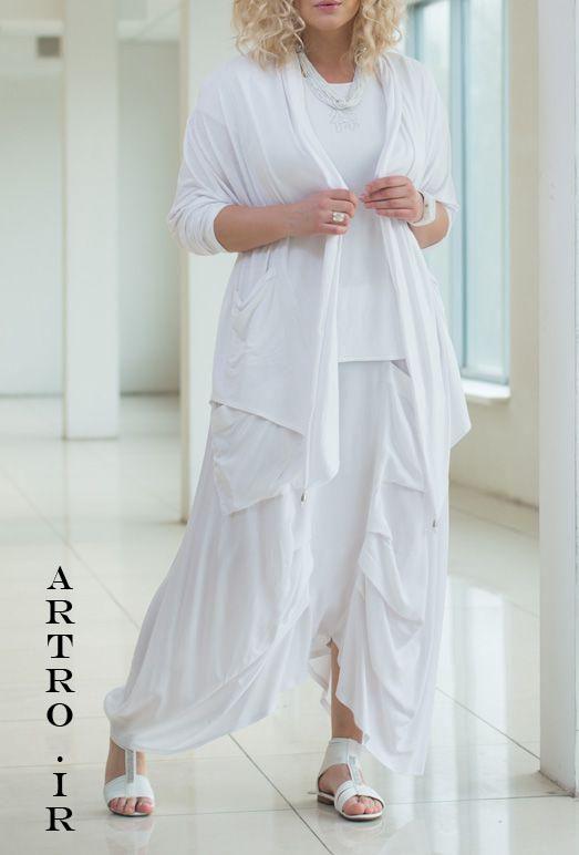 مدل لباس راحتی زنانه تابستانی2018-2019