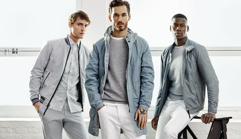 خرید انواع پوشاک مردانه