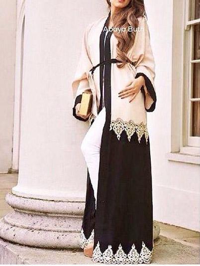 مدل عبا جدید عربی,