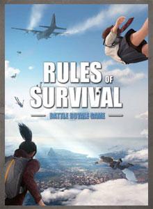 دانلود چیت بازی قوانین بقا - Cheat Rules of Survival (کامپیوتر)