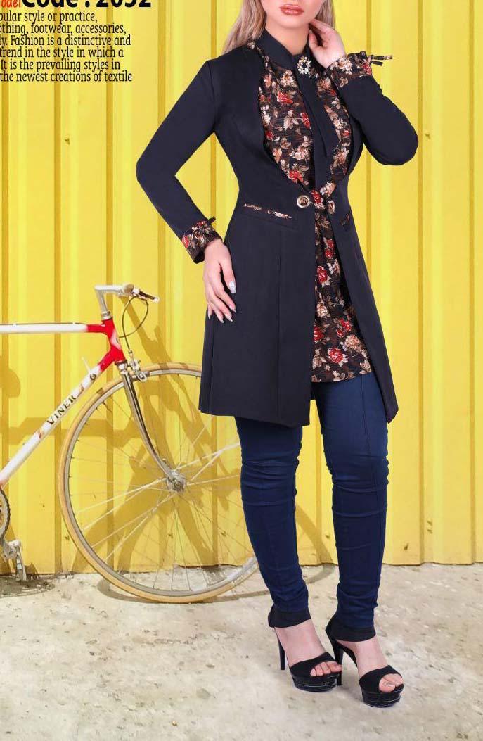 مدل مانتوی اسپرت دخترانه جدید,