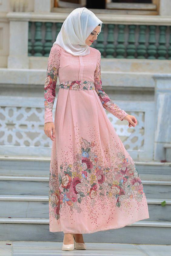 مدل مانتو نخی تابستانی دخترانه بلند