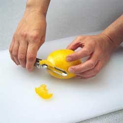 آموزش تزیین لیمو ترش2