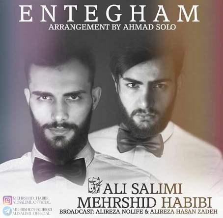 دانلود آهنگ جدید مهرشید حبیبی و علی سلیمی بنام انتقام