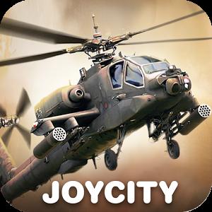 دانلود نبرد هلیکوپتر اندروید - GUNSHIP BATTLE: Helicopter 3D 2.6.74