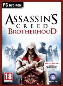 دانلود ترینر و سیو بازی اساسینز کرید پیمان برادری - Assassins Creed BrotherHood