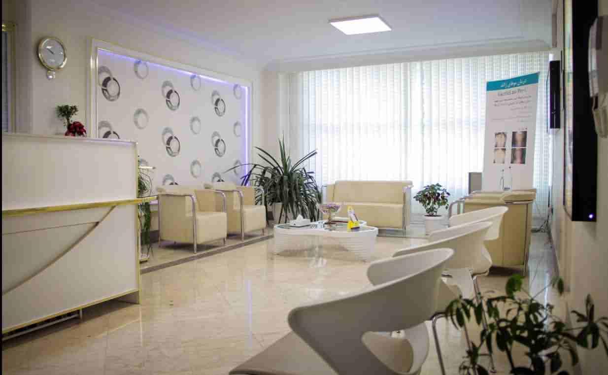 مرکز لیزر در فلکه سوم تهرانپارس دکتر راحمی