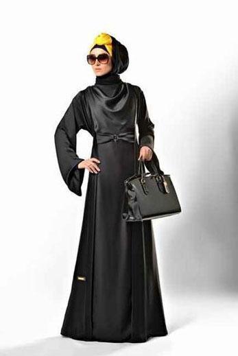 مدل مانتو بلند عربی دخترانه,