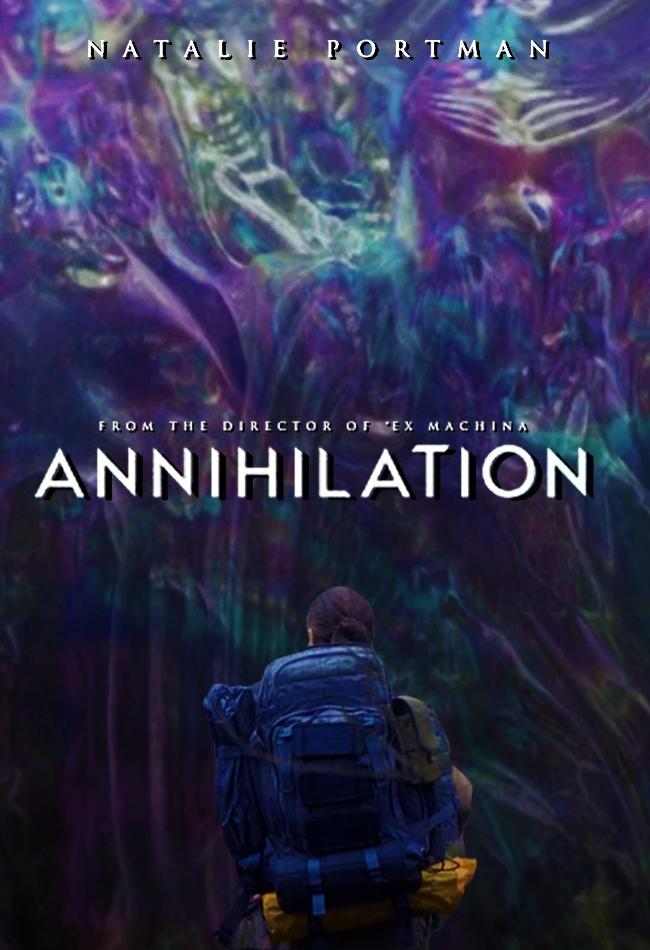 فیلم نابودی Annihilation 2018 دوبله فارسی