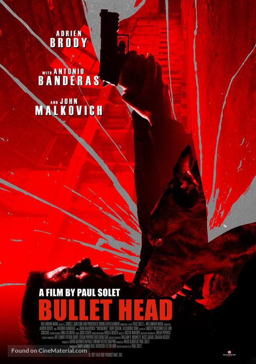 فیلم کله فشنگی Bullet Head 2017 دوبله فارسی