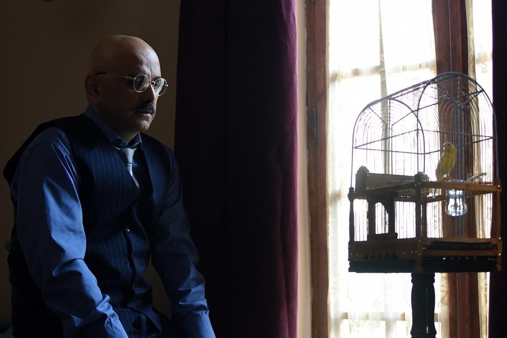 تصاویر فیلم یک کلاغ یک قناری