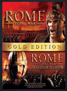 دانلود ترینر بازی روم توتال وار 1 - Rome Total War