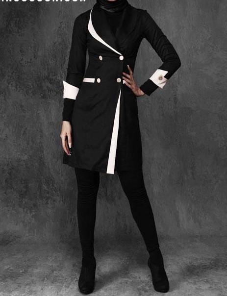مدل مانتو کتی شیک 2018-2019