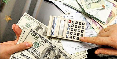 سقوط نرخ دلار پس از شلیک موشک