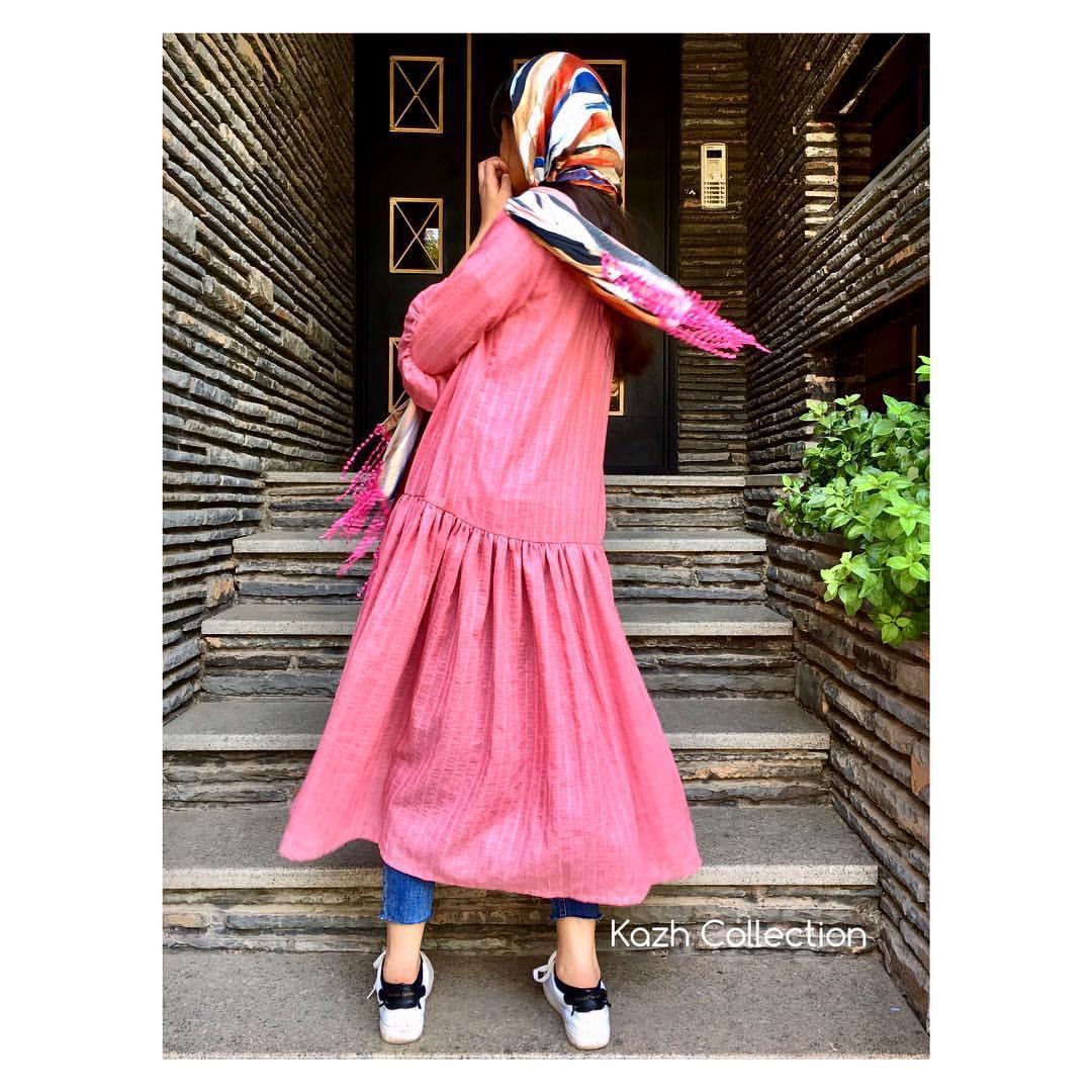 مدل مانتو 2019شیک دخترانه