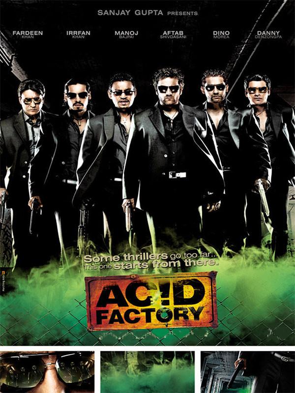 دانلود فیلم هندی گمشده در شهر Acid Factory دوبله فارسی