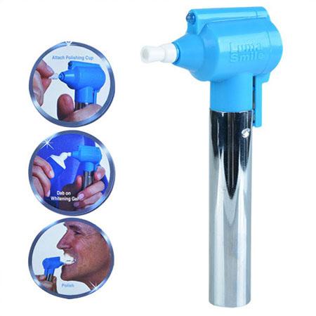 خرید سفیدکننده و پولیش دندان لوما به همراه پایه چراغ دار