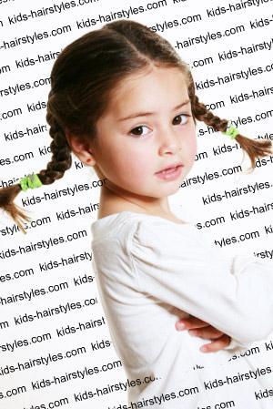 دانلود مدل بافت موی دختر بچه