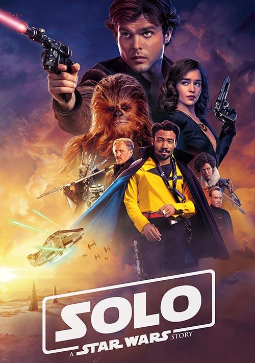 فیلم Solo A Star Wars Story 2018