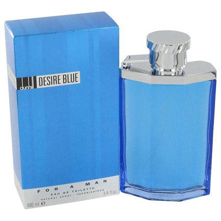 خرید ادکلن مردانه دانهیل دیزایر بلو آبی ارزان