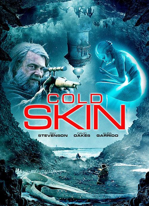 فیلم سرد پوست Cold Skin 2017  دوبله فارسی