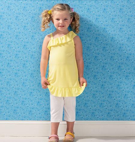 مدل لباس تابستانه دختربچه 2018