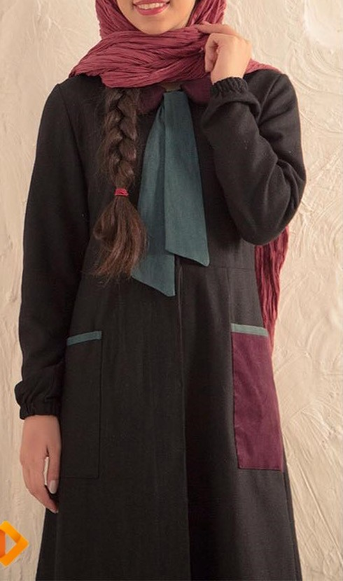 مدل مانتو دختر ایرانی6