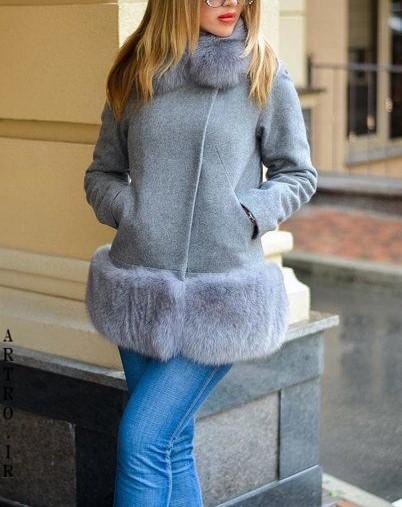 مدل پالتو زنانه9