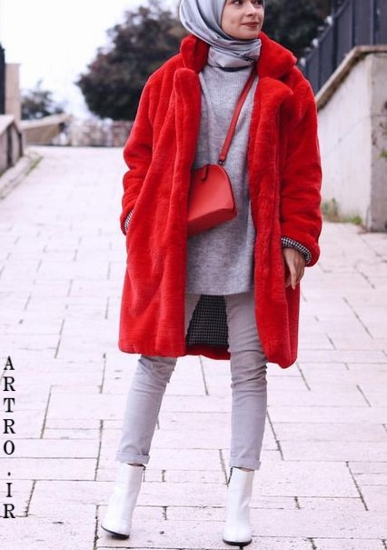 مدل پالتو زنانه10