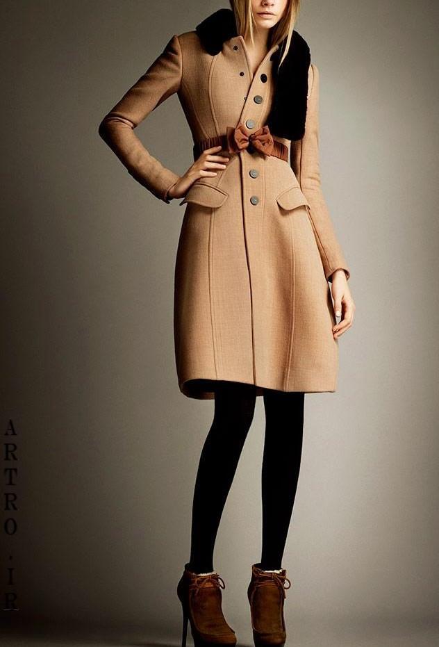 مدل پالتو زنانه7
