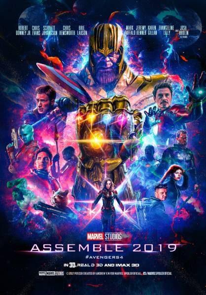 دانلود فیلم انتقام جویان Avengers 4 2019