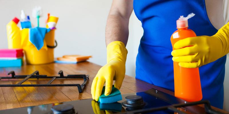 ترفندهای کارآمد در نظافت خانه
